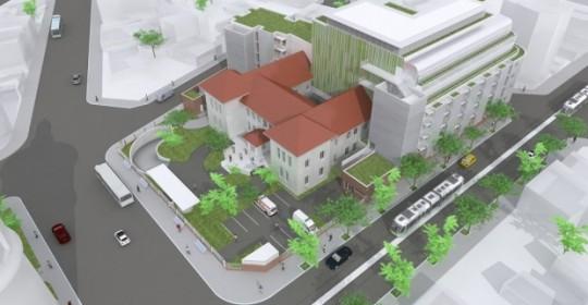 Construcția noului Spital Foișor a început