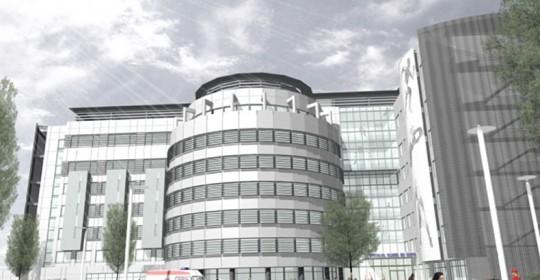 """Noul spital """"Dr. Victor Gomoiu"""", prima unitate pentru copii construită în Capitală în 30 de ani"""