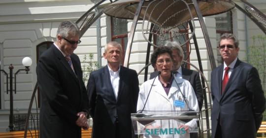 Primăria Capitalei a reușit deblocarea proiectului de reabilitare a Spitalului Colțea